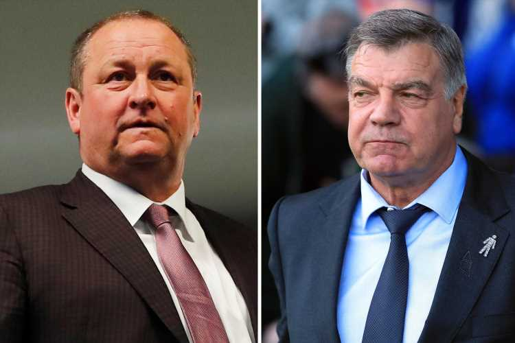 Sam Allardyce turns down chance to become new Newcastle boss for second time