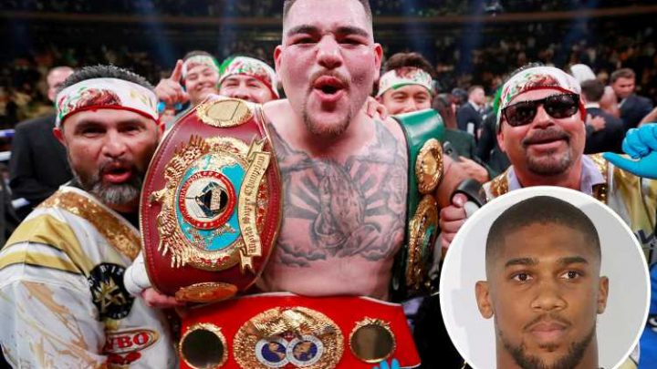 Anthony Joshua taunted by Andy Ruiz Jr as Mexican world champion claims he is 'calling the shots' over where rematch takes place – The Sun