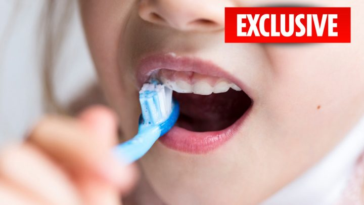 Teachers urged to help pupils brush their teeth at school to cut decay – The Sun