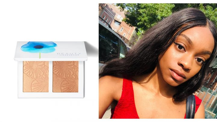 This Multitasking Highlighter Looks Damn Near Perfect On 4 Different Skin Tones