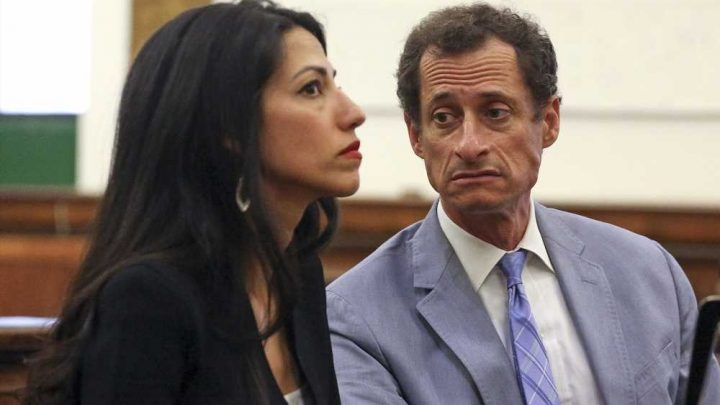 Anthony Weiner Moving Out of Huma Abedin's Apartment: They Are 'Not Back Together,' Friend Says