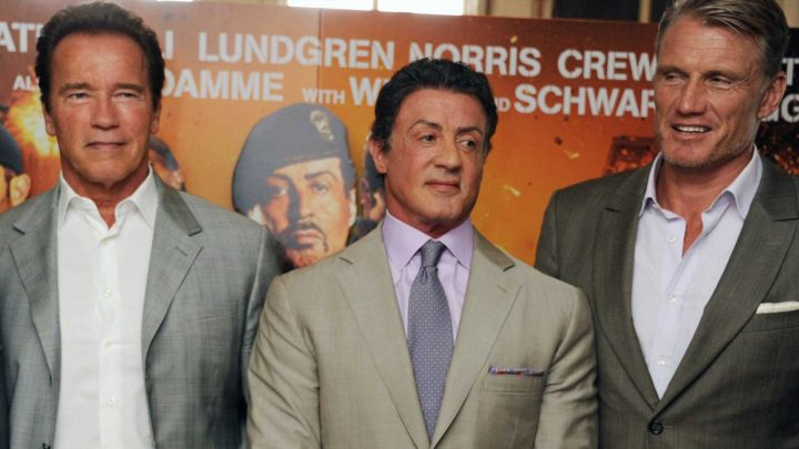 Sylvester Stallone, Arnold Schwarzenegger and Dolph Lundgren Are 'Growing Old Ungracefully'