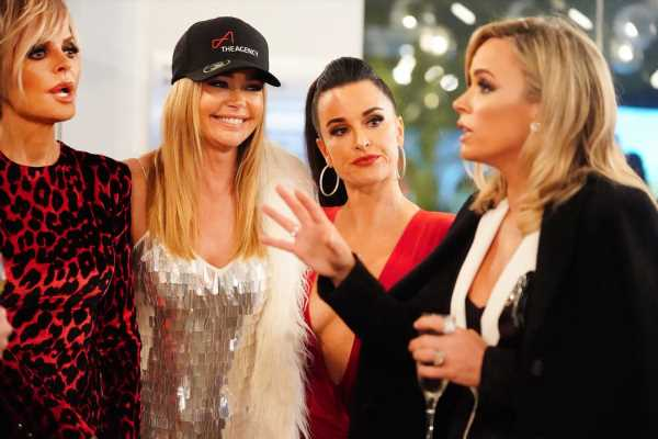 Kyle Says The 'RHOBH' Season 9 Reunion Was The Longest One They've Ever Filmed