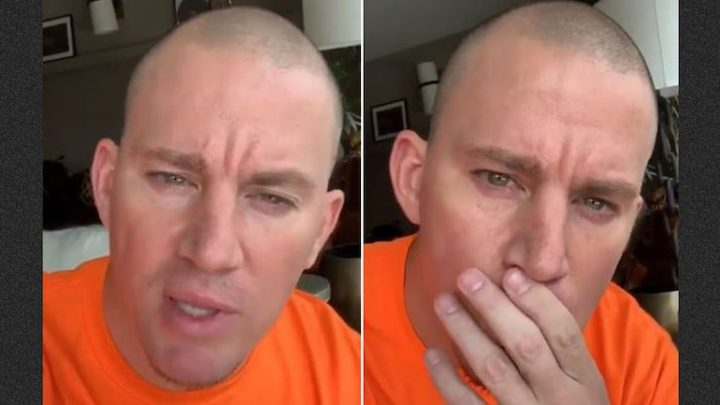Channing Tatum Flips Out on Instagram Over Astrology App He Thinks Might Be Spying On Him