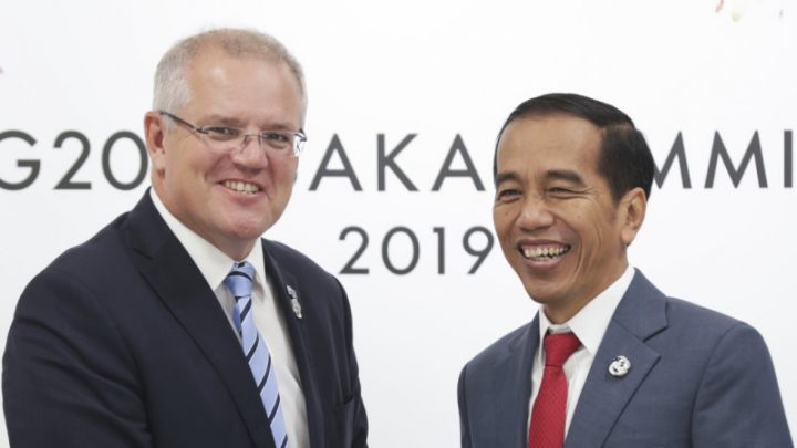 Morrison and Jokowi plan two visits before the end of 2019