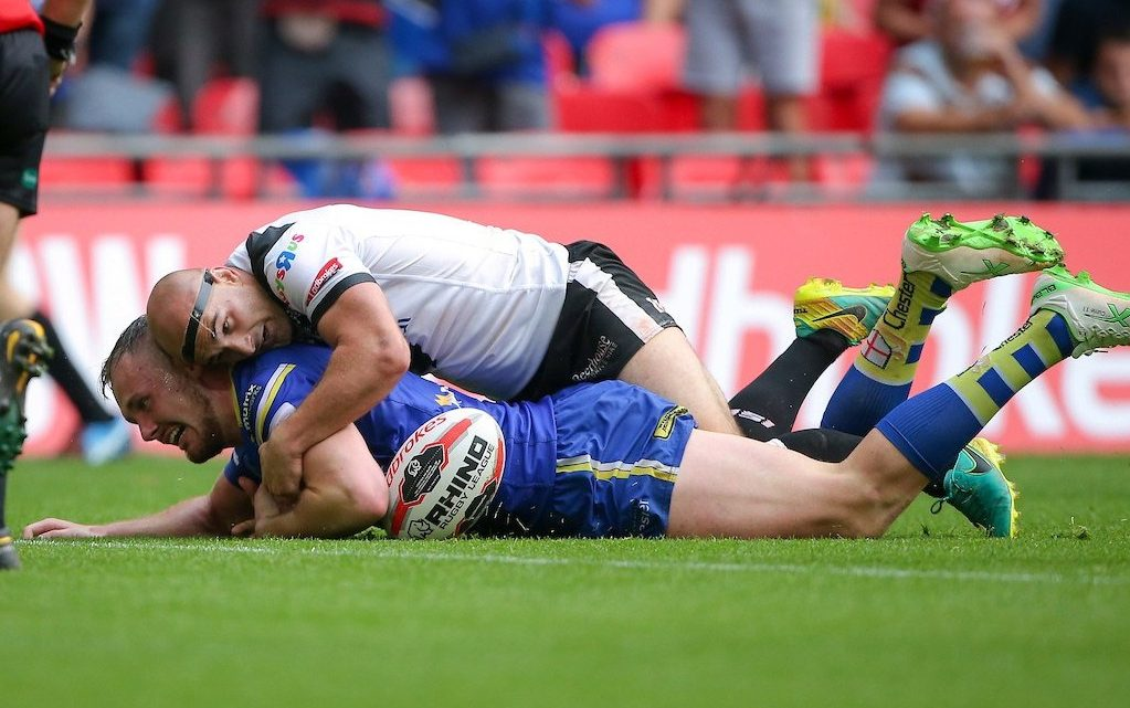Warrington star Ben Currie admits he was at fault at fabled 'Tackle 52'
