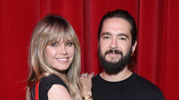 Heidi Klum and Tom Kaulitz Reportedly Had a Secret Wedding
