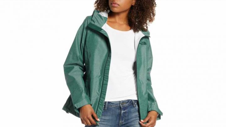 Our Favorite Rain Jacket in the Nordstrom Anniversary Sale Is Now Under $85