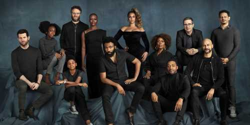 Disney Debuts Stunning Image of 'Lion King' Cast – See It Here!