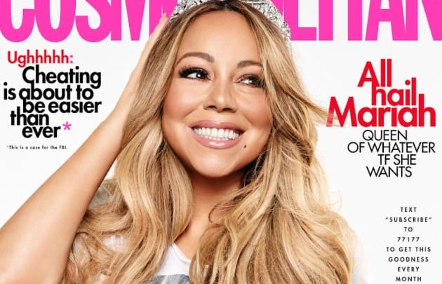 Mariah Carey Stuns Fans, Reveals Limited Number of Sexual Partners