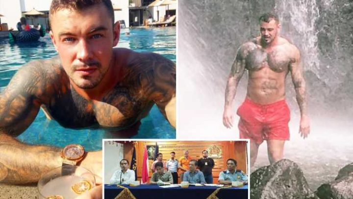 Fugitive Brit model is arrested in Bali for dealing illegal steroids after mocking cops and selling porn pics to fund luxury lifestyle – The Sun
