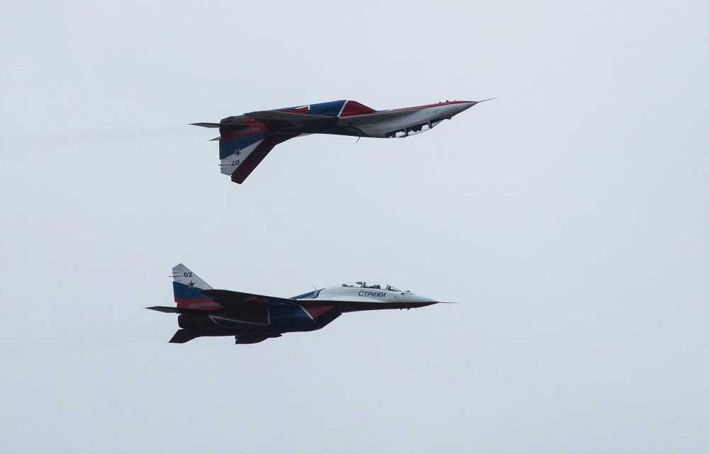 South Korea fires warning shots after Russia violates airspace