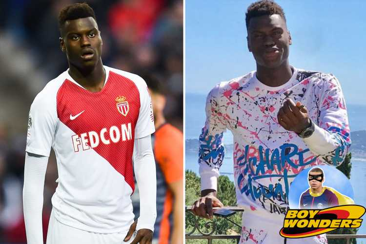 Man United target Benoit Badiashile is France's next big thing, but he was once reprimanded by Thierry Henry for his bad manners