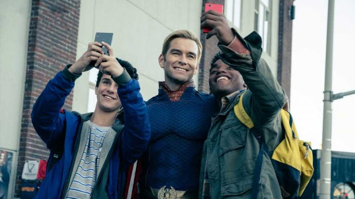'The Boys' star Antony Starr dishes on edgy new superhero show