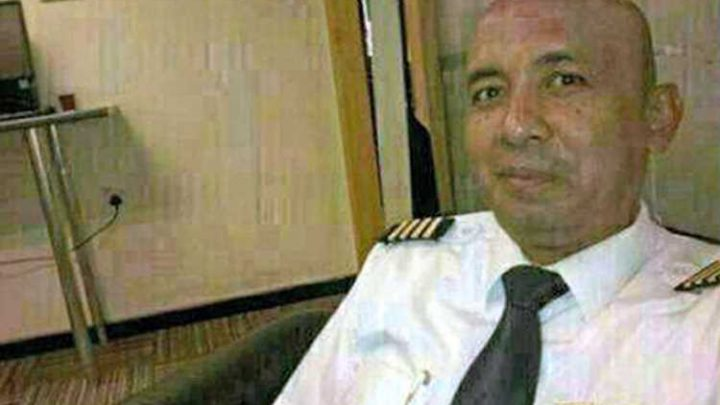 MH370 pilot was in control of doomed flight until the end and made 'abnormal' turns before it crashed into the ocean, investigators claim