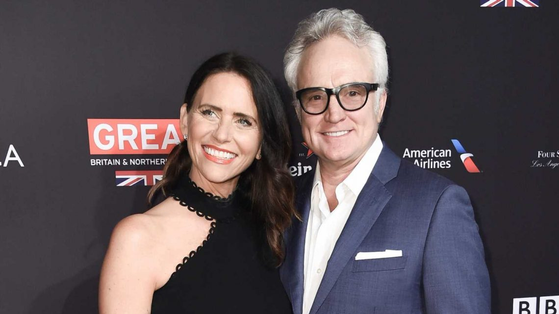Blessed be the fruit! 'Handmaid's Tale' stars Bradley Whitford, Amy Landecker are hitched