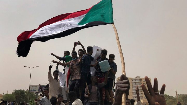 Sudan military agrees to sharing power, protesters claim victory for their 'revolution'