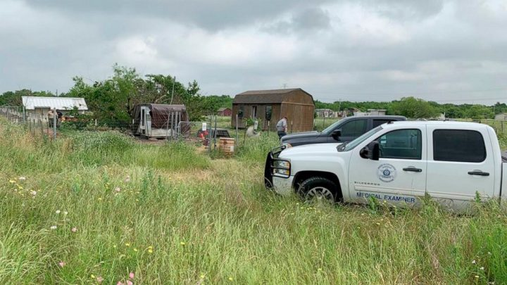 Authorities: Missing Texas man was eaten by his own dogs