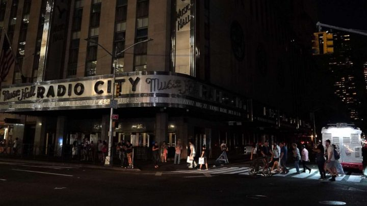 NYC blackout shines light on rift between mayor and governor