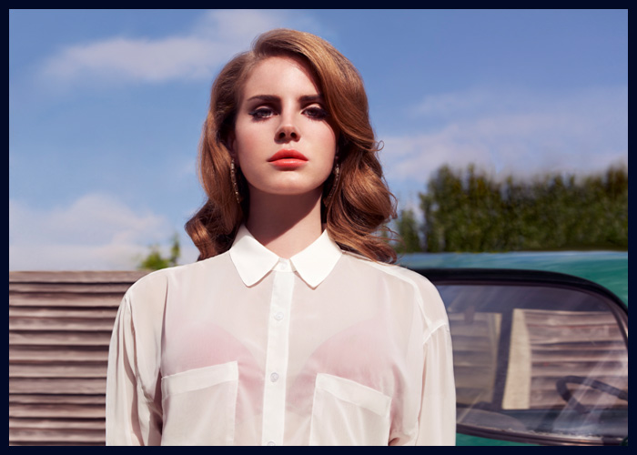 Lana Del Rey To Release New Album Next Month