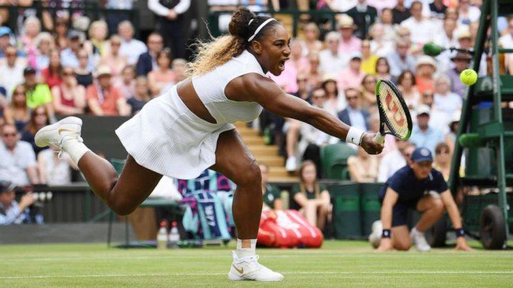 Serena Williams misses historic 24th Grand Slam with Wimbledon loss