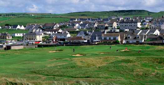 Lahinch Golf Club Is a Storied Course That Avoids the Spotlight