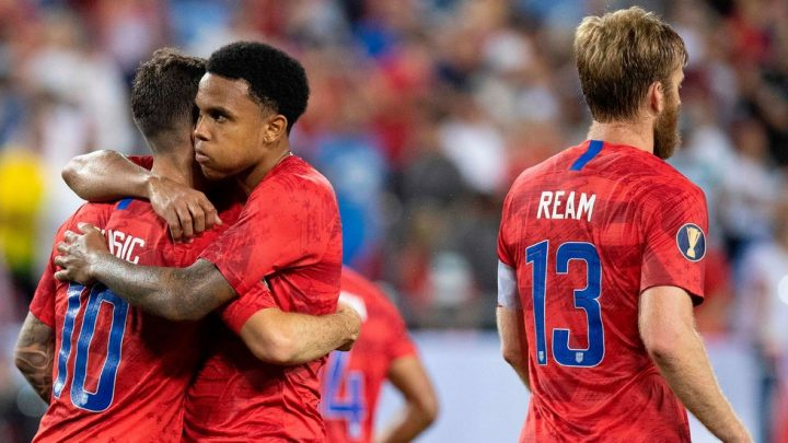 For the U.S. Men's Soccer Team, Hopes Rise but Mexico Awaits