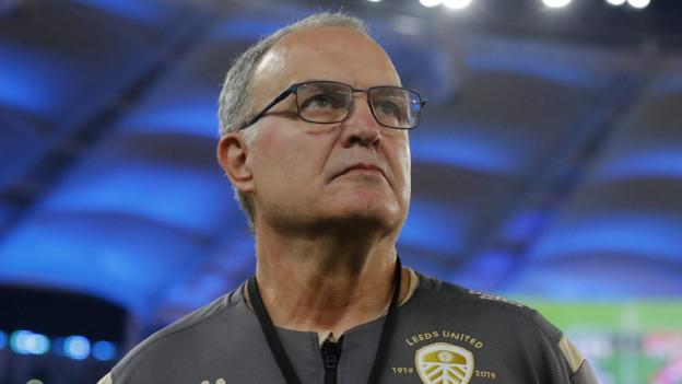 Marcelo Bielsa: Leeds United continue with Argentine's methods