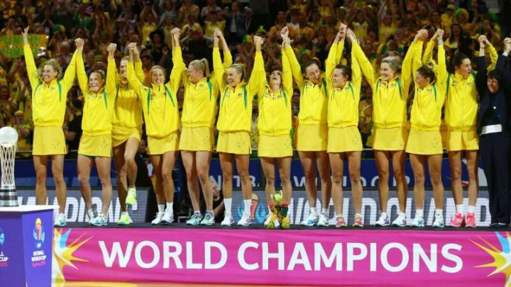 Sarah Klau, Shamera Sterling and Serena Guthrie feature in Vitality Netball World Cup names to watch