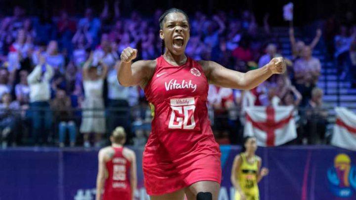 Vitality Netball World Cup: England power past Jamaica to maintain winning streak