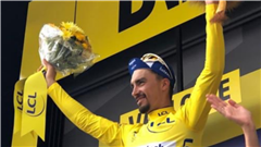 Tour de France 2019: Julian Alaphilippe keeps ahead of pack as Nairo Quintana claims stage win