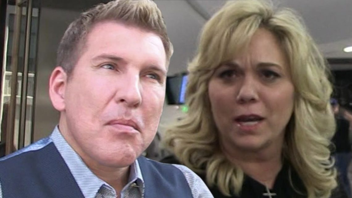 Todd and Julie Chrisley Turn Themselves In for Tax Evasion Case