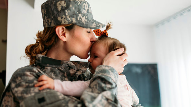 Why a New Trump Immigration Policy Caused Panic Among U.S. Military Families