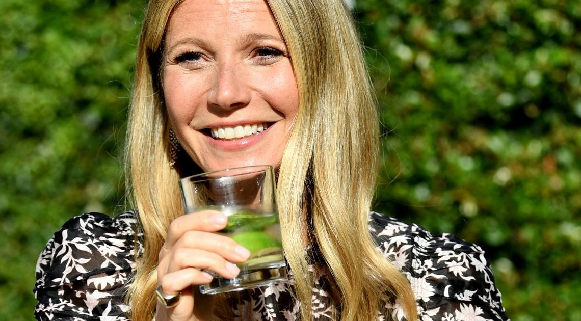 Gwyneth Paltrow hired 'book curator' to style her shelves