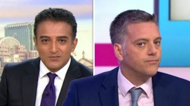 ITV Good Morning Britain: Adil Ray 'told off' over Strictly Come Dancing cast announcement
