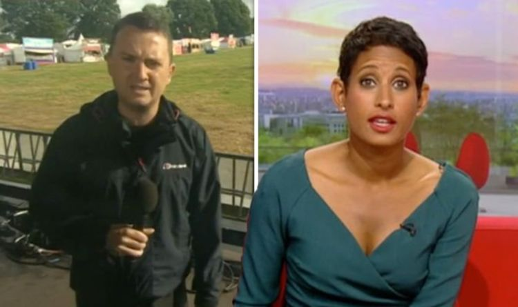 BBC News: 'Have you learnt nothing?' Matt Taylor takes swipe at Naga Munchetty over remark