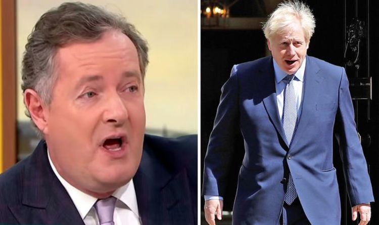 Piers Morgan unearthed clip: 'Boris Johnson is full of c**p a lot of the time'