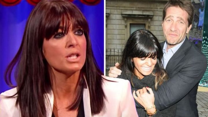 Claudia Winkleman husband: 'I can't make him' Strictly presenter shares 'row' admission