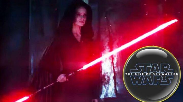 Star Wars 9 Rise of Skywalker Disney D23 TRAILER: Has Rey turned to the Dark Side? WATCH