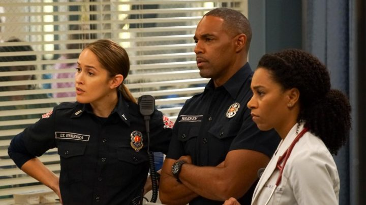 Major Grey's Anatomy/Station 19 Continuity Mystery Solved