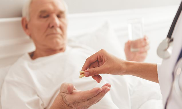 Dementia patients given drugs that increase risk of strokes and death