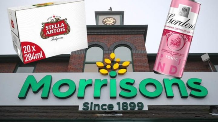 Morrisons launches huge alcohol offer this weekend – here are the best deals
