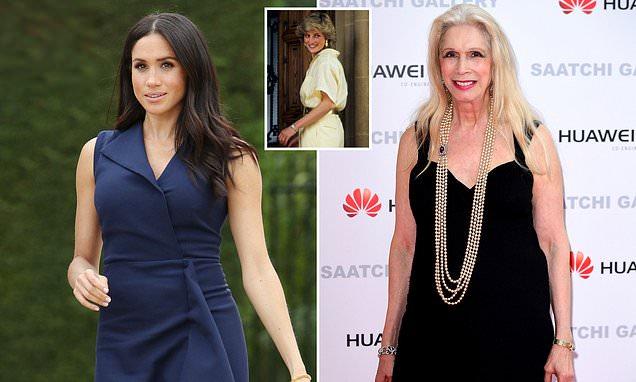 Lady Colin Campbell slams Meghan Markle for 'graceless' behaviour