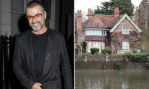 George Michael's house sells for £3.4m three years after he died there