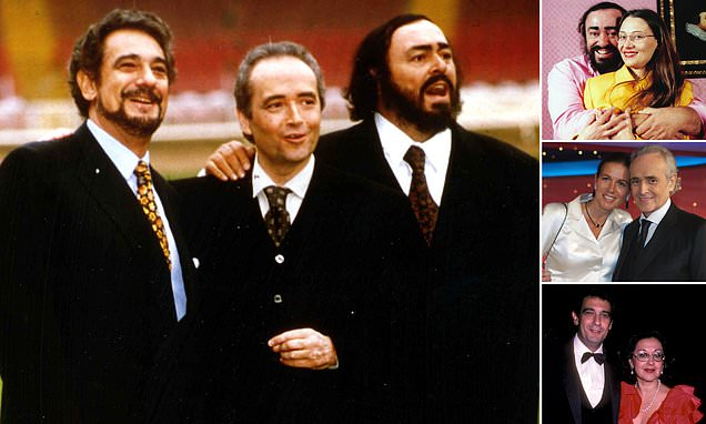 JANE FRYER: Priapic Pavarotti, Dishy Domingo and Carreras the Cad