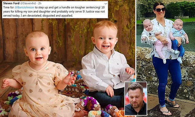 Father of IVF twins drowned by mother slams her 10-year