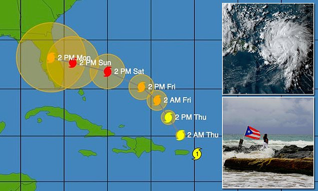 Hurricane Dorian could be the worst storm to hit Florida in 30 years