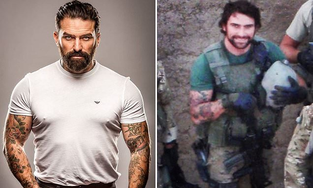 Ant Middleton tells how he saved brother, 17, from killing himself