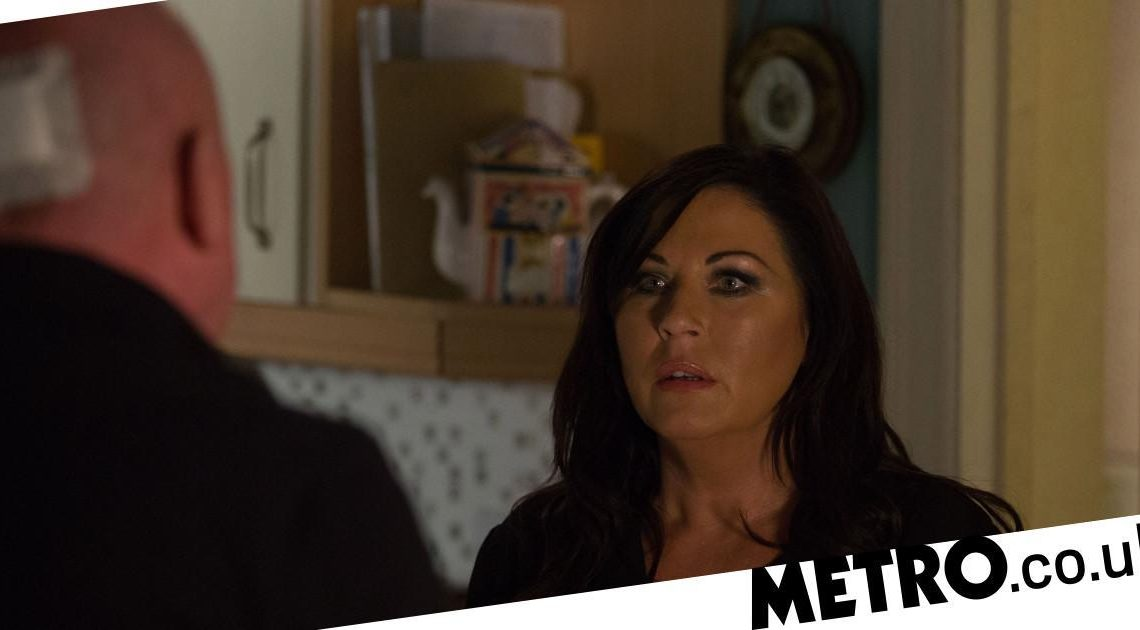 Phil discovers that Stacey tried to kill him in EastEnders?