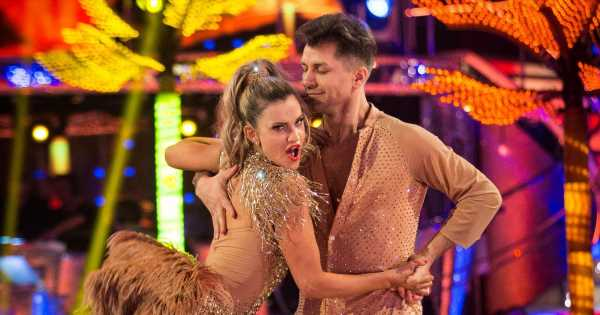 Strictly star explains why everyone wants to quit on 'terrible Tuesdays'